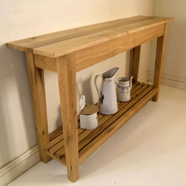 Simple Sofa Table Ana White And Easy Console